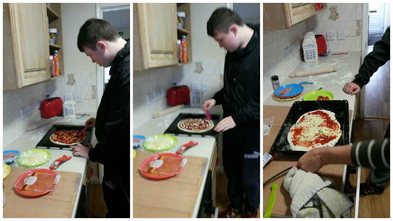 Do You Want To See A Pizza The Action At Birtenshaw