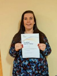 Leanne Taylor Qualified Teacher Award