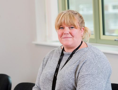 Employee of the Month March 2020: Joanne Grimes