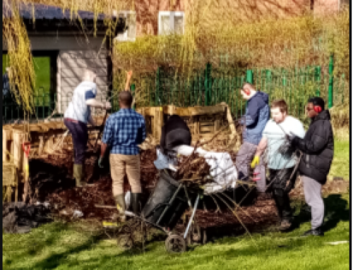 Great British Spring Clean Week at College!