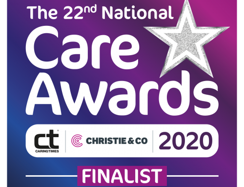 3 Birtenshaw staff are finalists for the National Care Awards!
